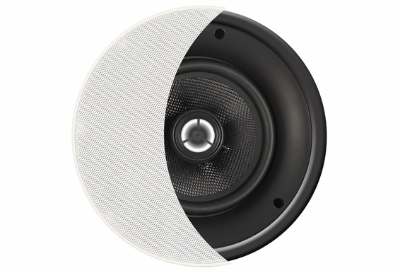 "6.5"" Trimless Thin Bezel High Definition 2-Way In-Ceiling Speaker Pair - ACE640"